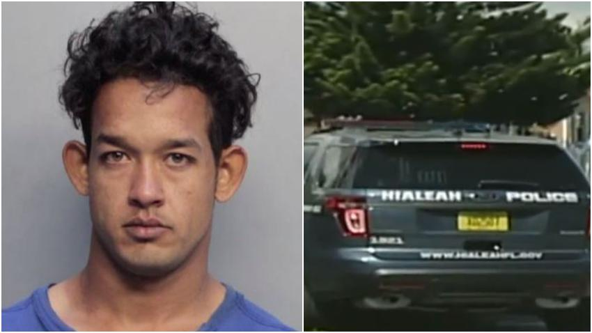Acusan hombre de Hialeah de intento de asesinato por una disputa a causa de una bicicleta