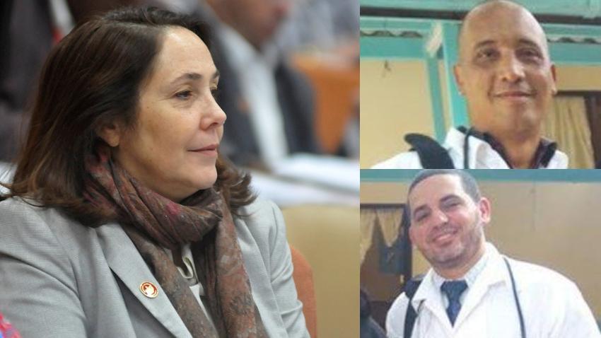 """Mariela Castro culpa al """"Imperialismo"""" del secuestro de dos médicos cubanos en Kenia"""