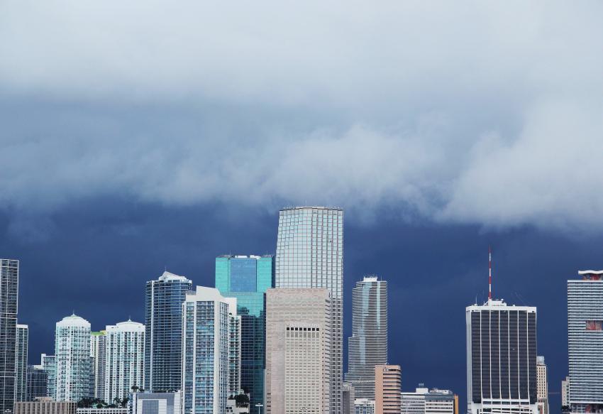 Alerta de tormenta eléctrica severa en Miami-Dade