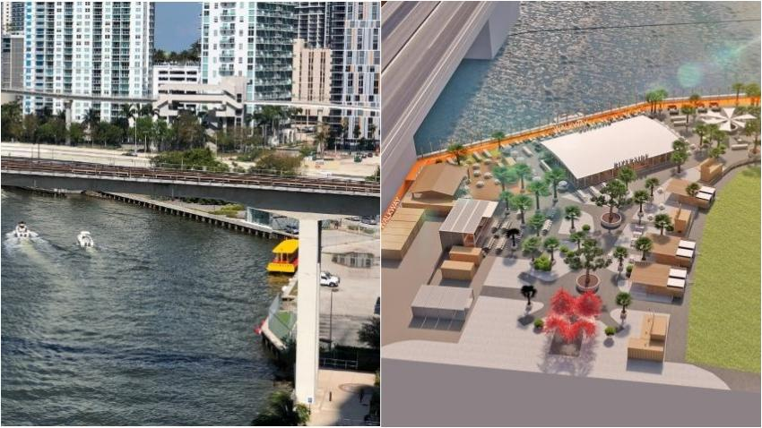 Riverside Miami la nueva propuesta en el río de Miami con restaurantes y espacios al aire libre para la familia