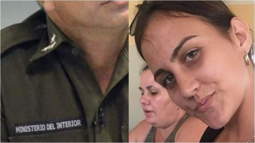 Nota oficial de las autoridades en Cuba sobre el asesinato de una joven cubana de 24 años