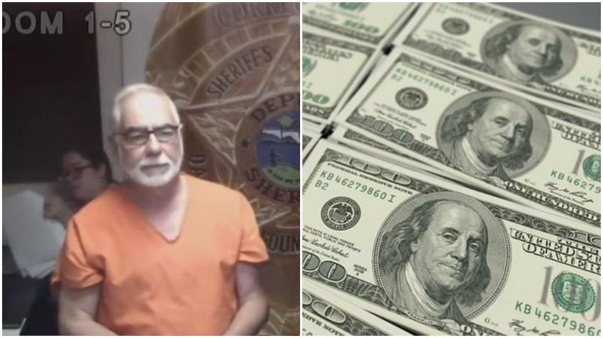 Hombre de origen cubano se va de compras en Miami con billetes de $100 falsos