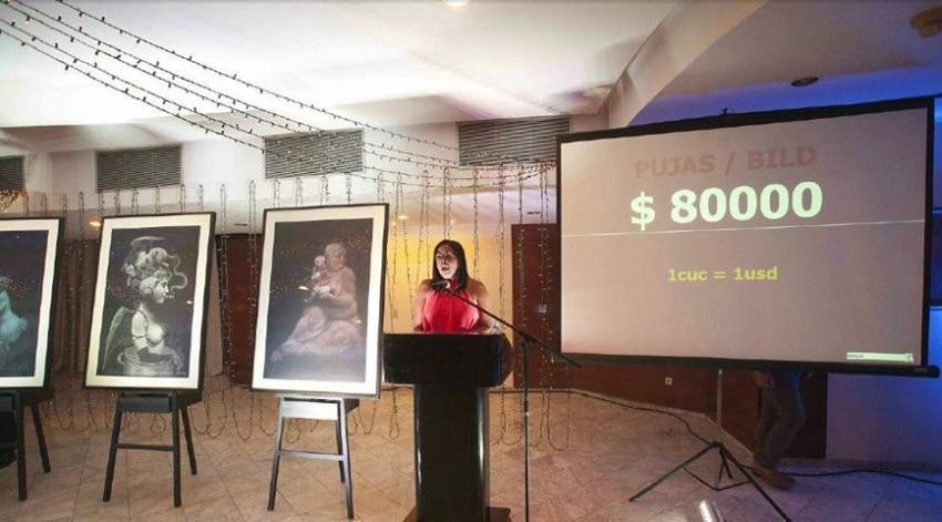 Humo en los ojos: La nueva joya surrealista de Fabelo subastada en Cuba