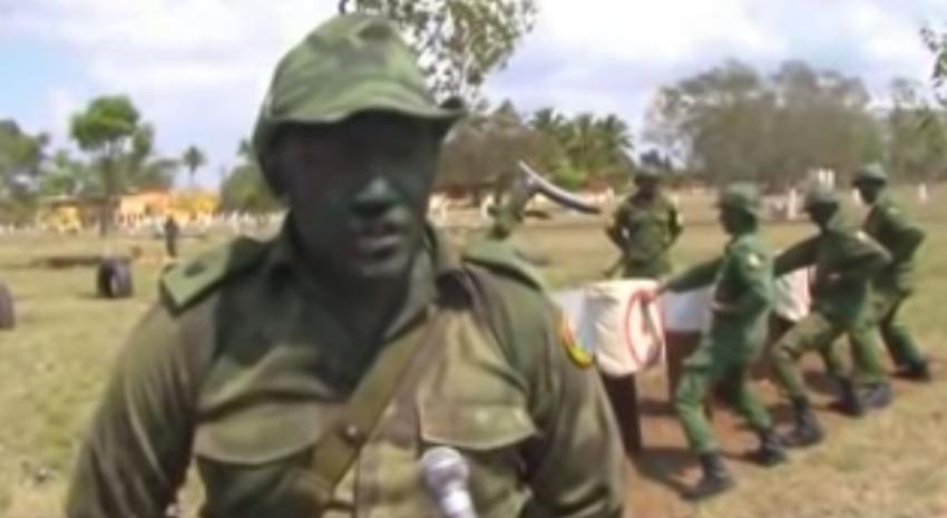 Televisión cubana muestra entrenamiento de Tropas Especiales ¿Para que guerra se preparan?