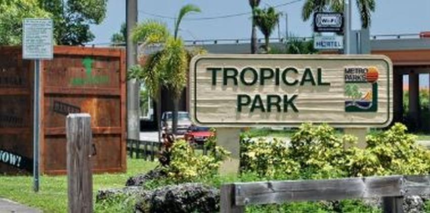"""Residentes en Miami se quejan de restos de animales debido a rituales de """"santería"""" en el Tropical Park"""