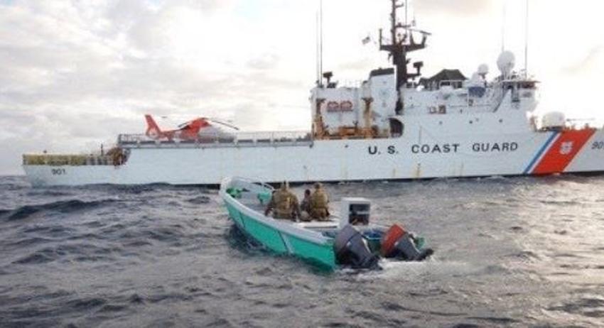 Guardia Costera de Estados Unidos busca embarcación con 8 balseros cubanos incluido niños