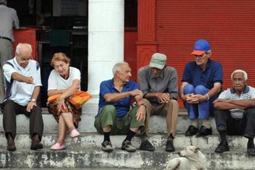 Proponen aumentar nuevamente la edad de la jubilación en Cuba