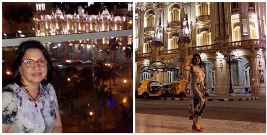 """Beatriz Valdés vuelve a La Habana a celebrar su cumpleaños y a """"reconectar"""""""