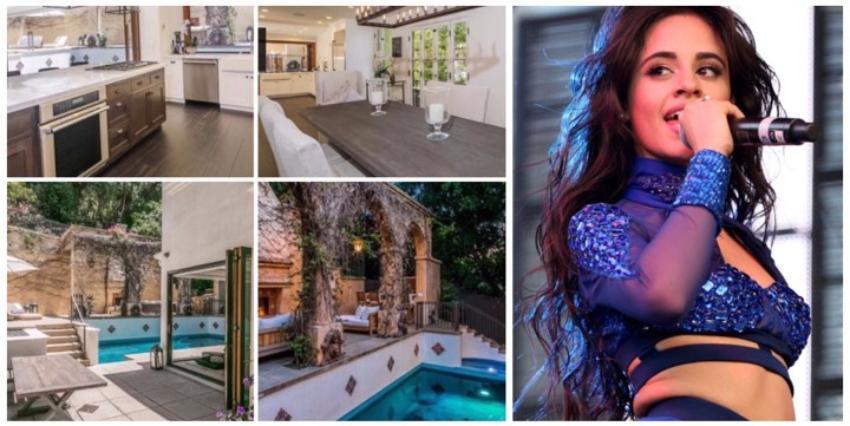 ¿Camila se muda a Los Ángeles y ahora deja su corazón en Miami? Así la hermosa propiedad que acaba de comprar en Hollywood