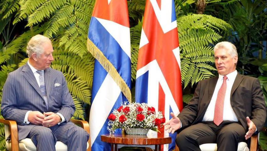 Rick Scott insta a Trump a pedirle a Carlos de Inglaterra que corte sus lazos con La Habana