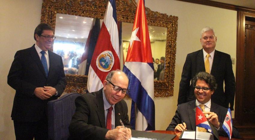 Convenio entre el régimen de La Habana y Costa Rica en materia de Educación, genera rechazo en sectores políticos de ese país
