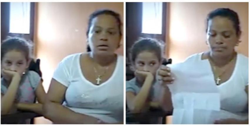 Cubana madre de tres niños condenada a tres meses de prisión por negarse a ser desalojada