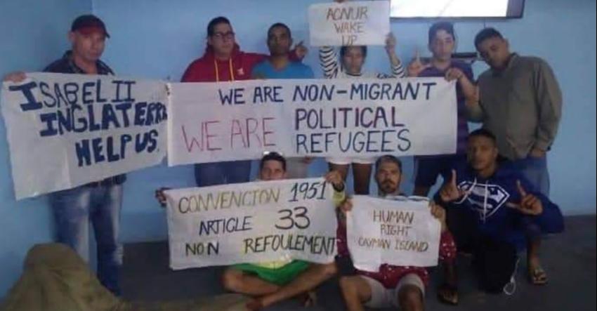 Cubanos en Islas Caimán podrán residir en viviendas vigiladas, en lo que se aclara su estatus migratorio