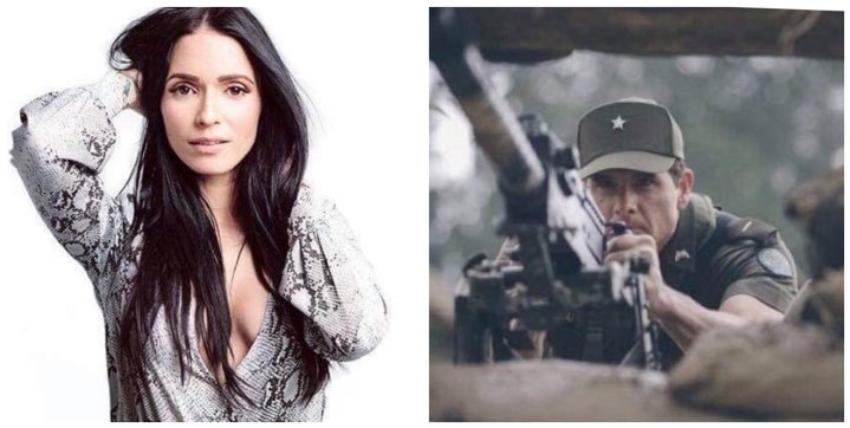 Diana Fuentes habla de su faceta como compositora para la serie El General Naranjo que se emite por Fox Premium