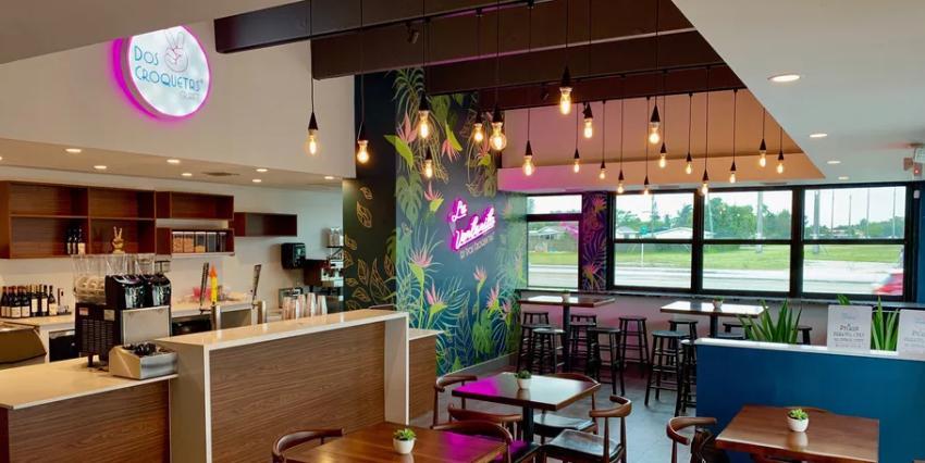"""Próximamente el primer """"Bar"""" de croquetas en Miami"""