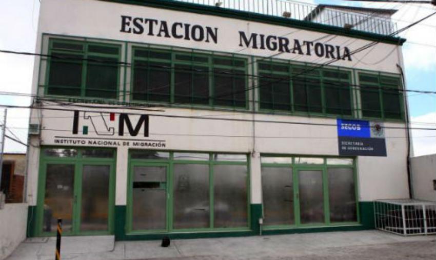 """Niña cubana lleva 40 días detenida en la estación migratoria de Comitán, México, en condiciones """"infrahumanas"""""""
