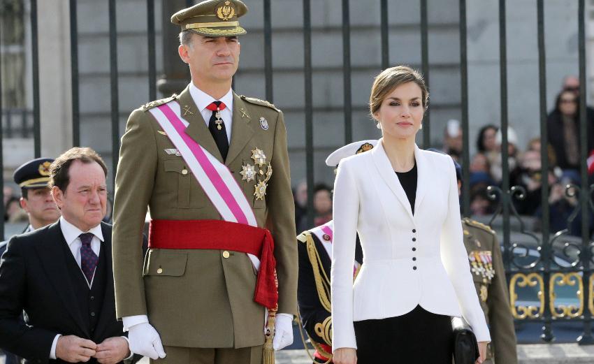 Reyes de España podrían visitar La Habana en noviembre próximo, cuando se celebra el 500 aniversario de su fundación