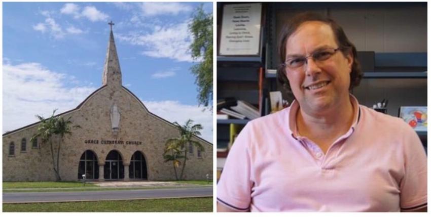 Pastor luterano de una iglesia de Miami anuncia es transgénero, y su esposa e hijas lo aceptan