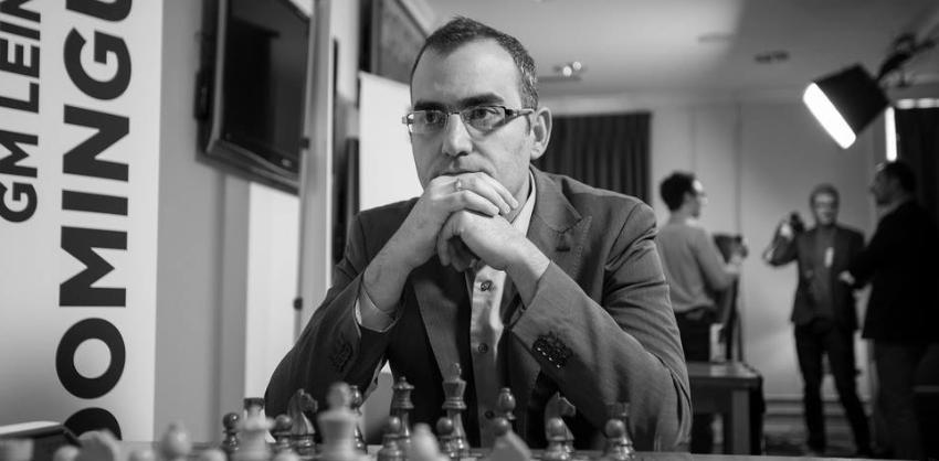 Por tercera vez consecutiva, el Gran Maestro cubano Leinier Domínguez se alzó con la victoria en la Liga Premier Rusa