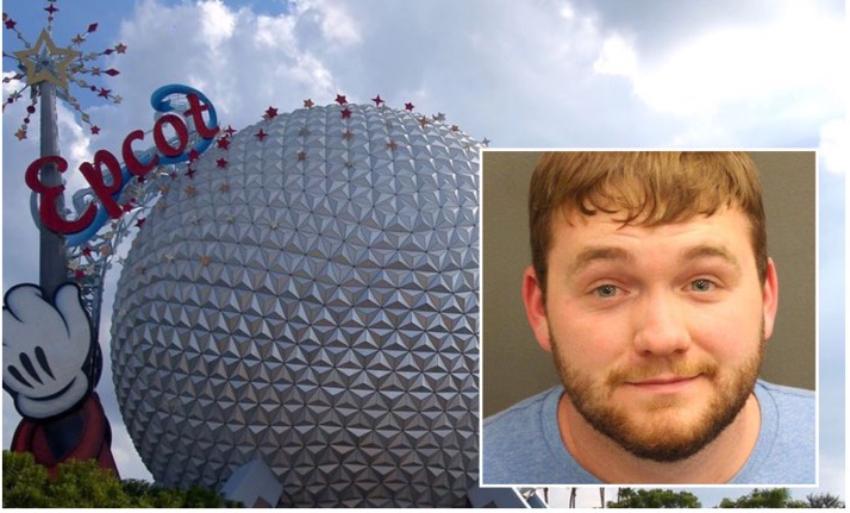 Arrestan a sujeto por robar muñeco de «animatronics», vestuario y utilería en parques temáticos de Disney
