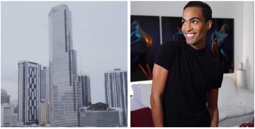 Pollito Tropical muestra su apartamento en la ciudad de Miami a sus seguidores