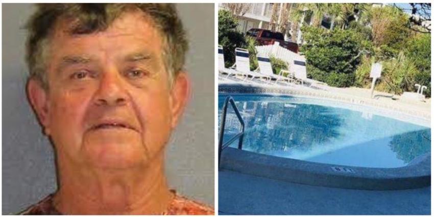 Hombre de Florida disparó un arma para amenazar a adolescentes en una piscina comunitaria