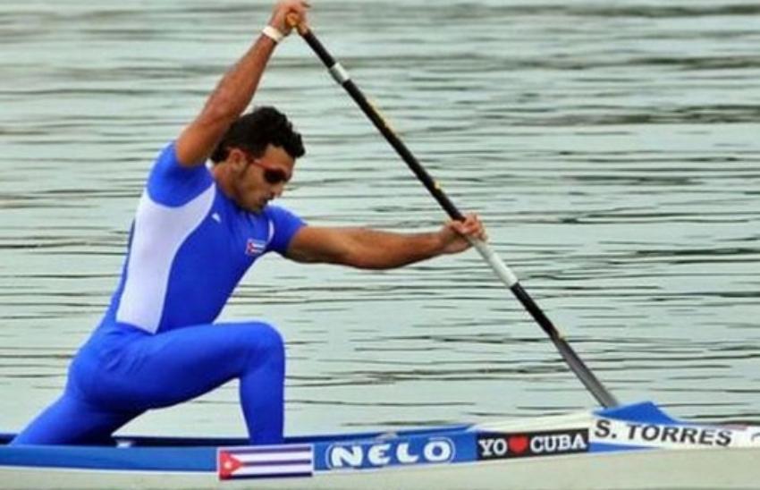 El cubano Serguey Torres se alza con medalla de oro en la I Copa del Mundo de Canotaje Sprint 2019