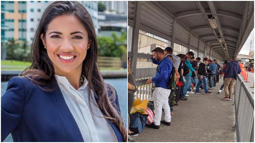 Abogada de inmigración explica lo que deben hacer los cubanos que son liberados de los centros de detención en Estados Unidos