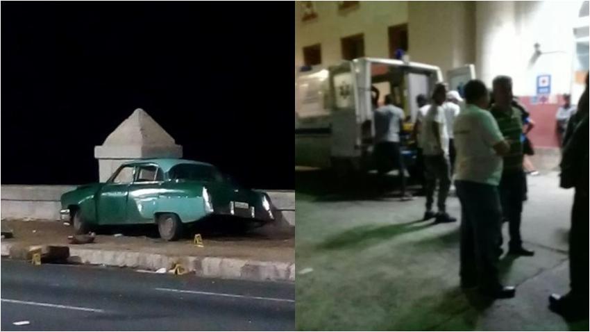 Fallece otra persona tras el accidente en el malecón de La Habana y la cifra de muertos sube a 5