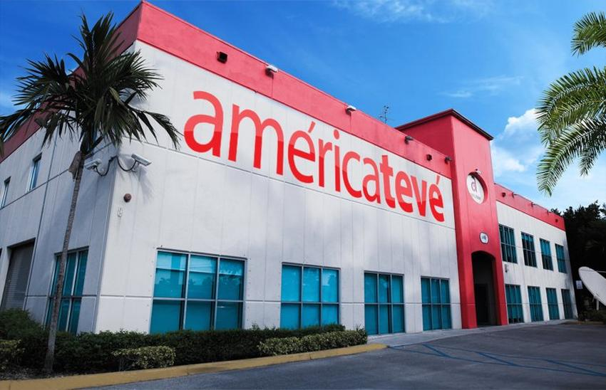 Empresa matriz de América TeVé se declara en bancarrota
