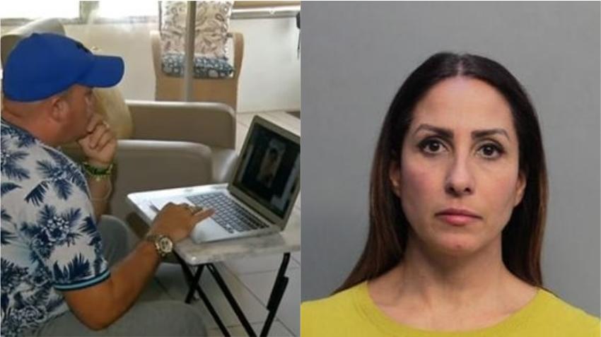 Habla la víctima que logró que arrestaran a la cubana que estafaba por Facebook con venta de muebles en Miami