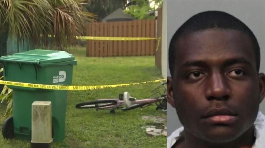 Arrestan a familiar de niña de 4 años que encontraron golpeada en un tanque de basura en Miami Gardens