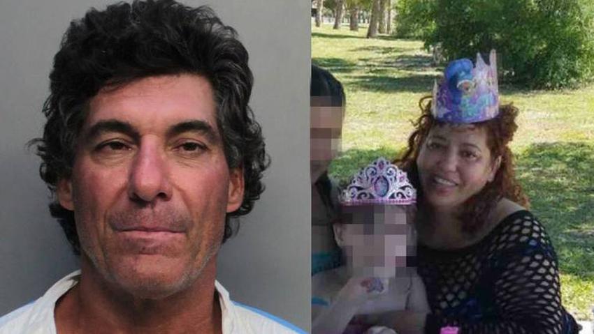 Dan a conocer la identidad del hombre cubano que mató a su mujer dentro de un auto delante de su niña de 5 años
