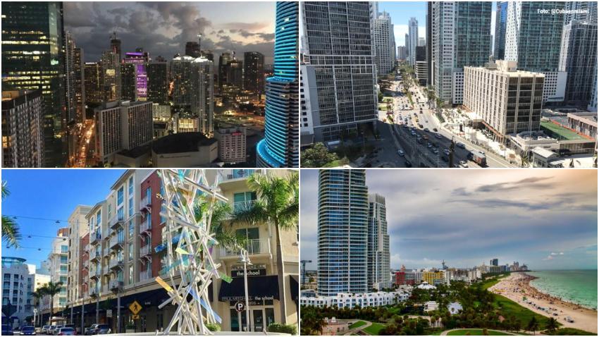 Brickell y el Downtown de Miami son los vecindarios donde más ha subido el precio del alquiler en el condado Miami-Dade
