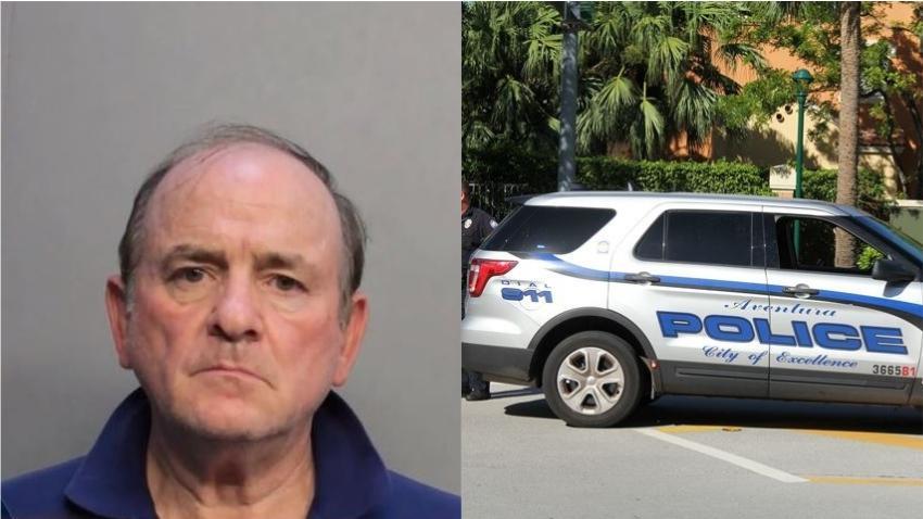 Hombre es arrestado en Miami tras bajarse de su auto a agredir a conductora de Lyft