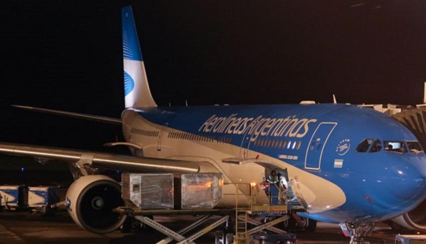 Rayo impacta avión que viajaba de Miami a Buenos Aires