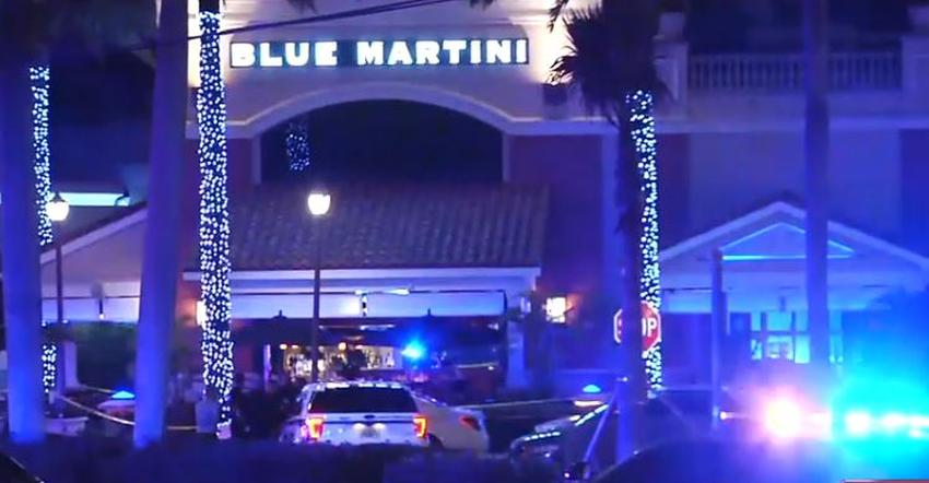Tiroteo en Blue Martini en Fort Lauderdale deja un muerto y dos heridos