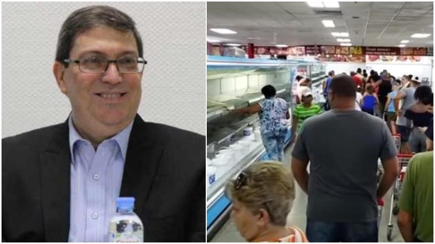 Cuba está preparada para hacer frente a la Ley Helms-Burton, asegura Bruno Rodríguez