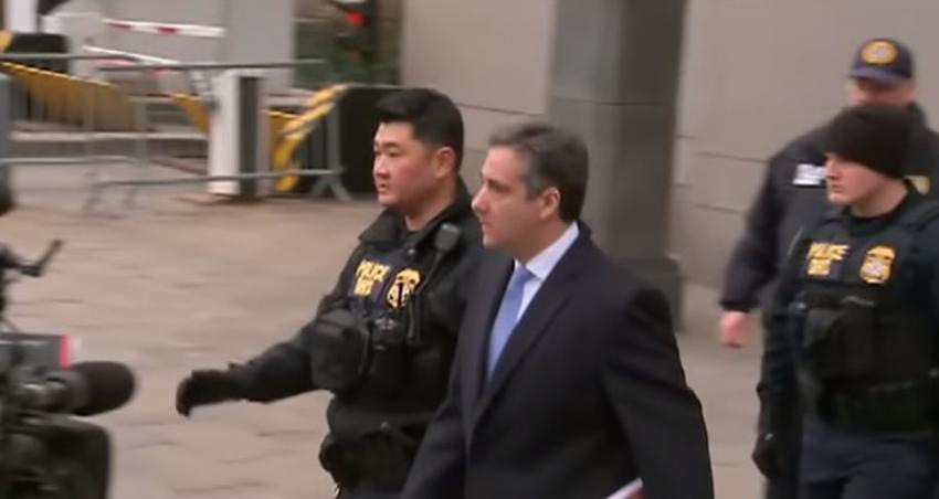 Ex abogado de Trump, Michael Cohen fue sentenciado a tres años de cárcel