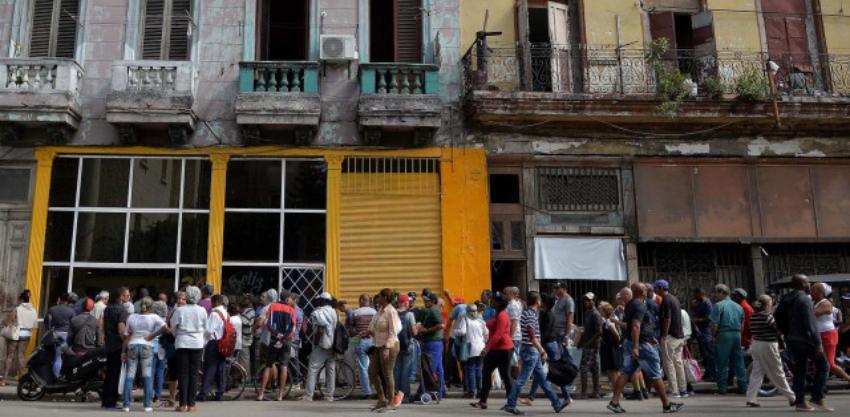 Continúa el racionamiento de productos básicos en Cuba, y con ello el incentivo para el mercado negro