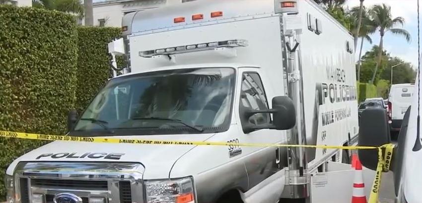 Mal olor en un apartamento en Miami Beach lleva a la policía a encontrar una persona muerta