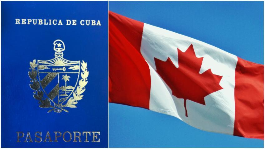 Embajada de Canadá en Cuba suspende de forma inmediata la emisión de visas de turismo, entrevistas para residencia permanente y permisos de trabajo y estudio a cubanos