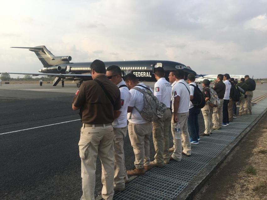 Casi un millar de cubanos han sido deportados de México hacia la Isla, según comunicado del INM