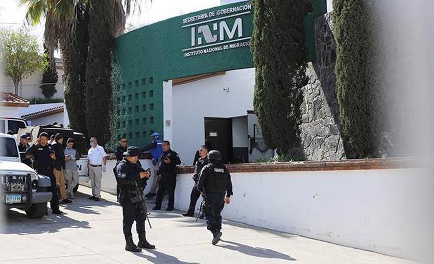 Varios cubanos implicados en un motín en centro de detención migratoria de México podrían ser deportados