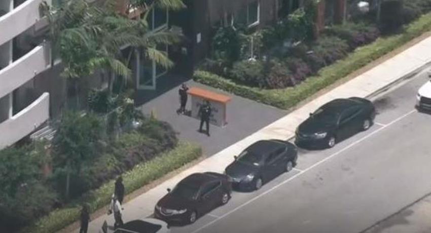 Hombre herido de gravedad tras recibir disparos en un edificio de Miami