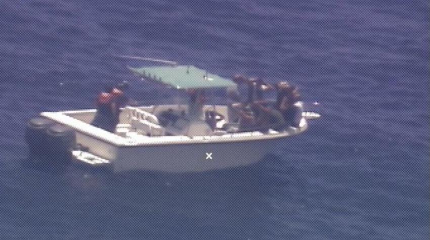Guardia Costera de EEUU deporta a diez balseros cubanos