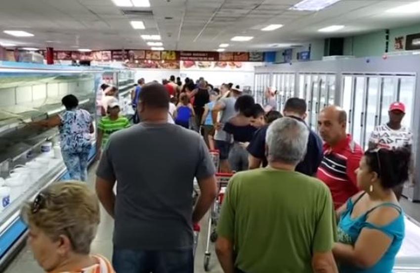 Cubanos resignados ante la escasez económica en Cuba