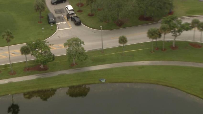 Encuentran un cuerpo en el lago de la Universidad Internacional de Florida (FIU)
