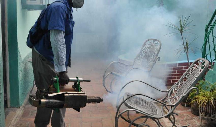 Aumenta cifra de hospitalizados en terapia por dengue en Sancti Spíritus; la incidencia más alta en el país