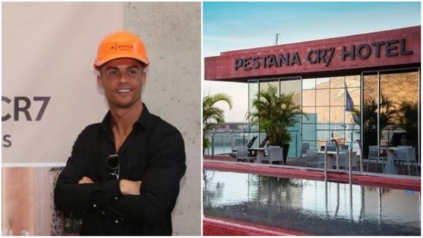 ¿Posible hotel CR7 en Cuba? Cadena hotelera muestra interés en invertir